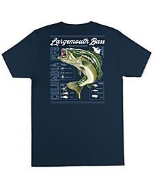 Sportswear Men's Largemouth Bass PFG Graphic T-Shirt
