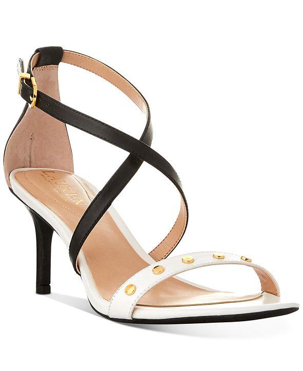 Lauren Ralph Lauren Leaton Dress Sandals
