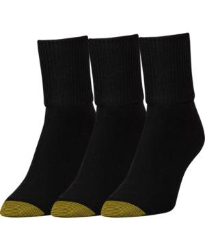 Gold Toe GOLDTOE WOMEN'S 3-PK. EXTENDED ANKLET SOCKS