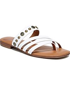 Brisa Studded Slide Sandals