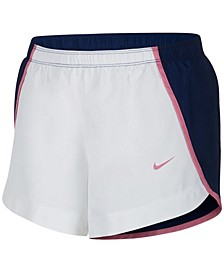 Big Girls Dry Colorblocked Running Shorts