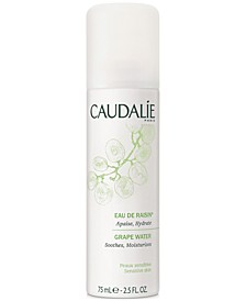Receive a Free Travel Size Grape Water, 75ml with any $50 Caudalie purchase (A $10 Value)