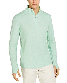 Men's IslandActive Palm Valley Half-Zip Pullover