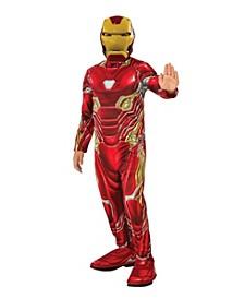 Avengers Big Boy Iron Man Mark 50 Costume