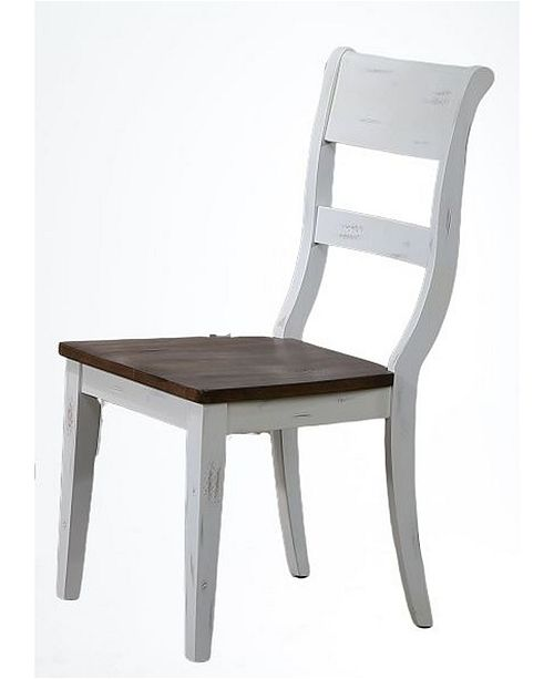 ICONIC FURNITURE Dining Side Chair, Set of 2