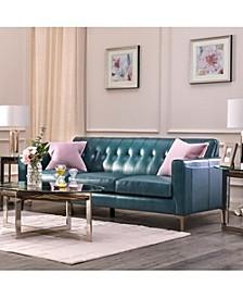 Nataylyn Leather Sofa