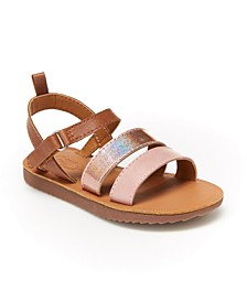 Oshkosh B'Gosh Toddler and Little Kids Girls Stella Fashion Sandal