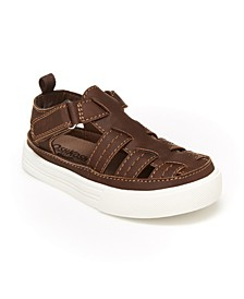 Oshkosh B'Gosh Toddler and Little Kids Boys Kale Fisherman Sandal
