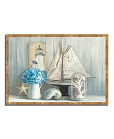 Summer House by Danhui Nai Framed Painting Print