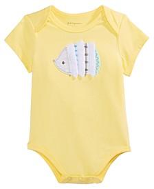 Baby Boys Hedgehog Bodysuit, Created for Macy's