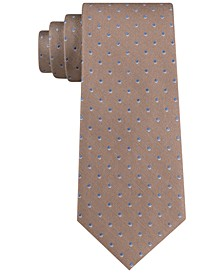 Men's Business Dot Tie