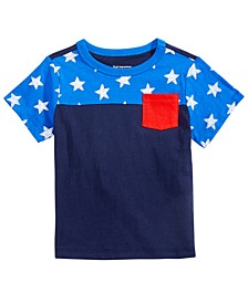 Baby Boys Stars and Stripes T-Shirt, Created for Macy's