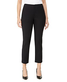 INC Curvy-Fit Slim Ankle Pants, Created for Macy's