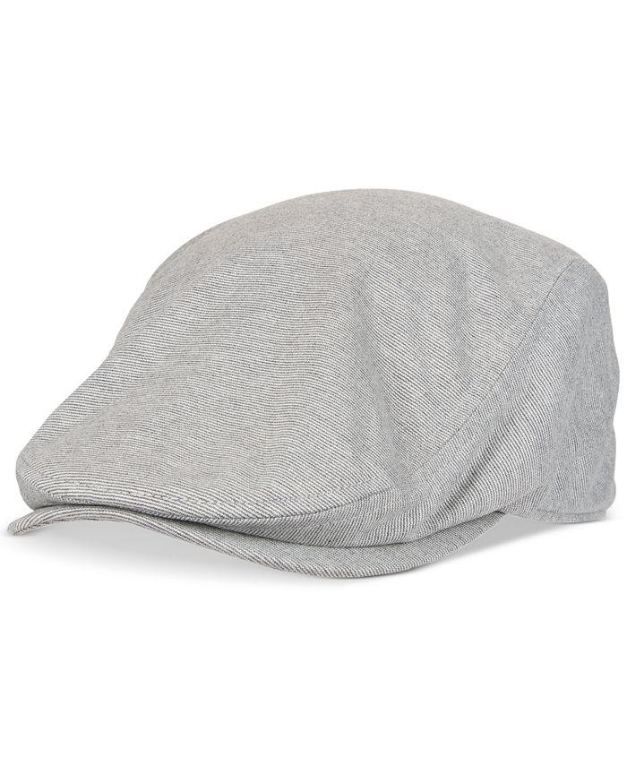 Levi's - Men's Stretch Flat Top Ivy Hat