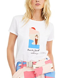 Cotton Graphic T-Shirt