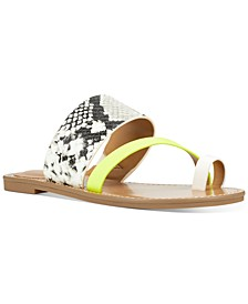 Ciona Toe-Thong Sandals