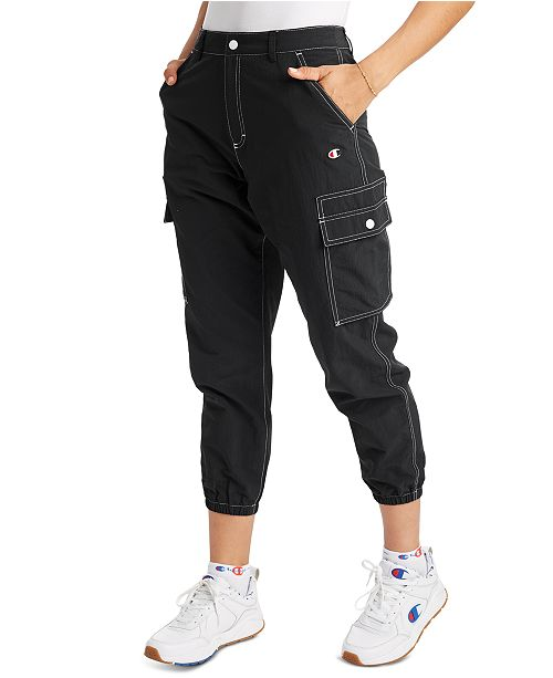 Champion Women's Ripstop Cropped Cargo Pants