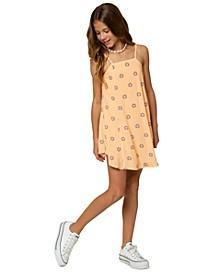 Big Girls Savina Double-Strap Dress