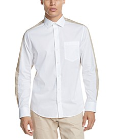 Men's Performance Stretch Colorblock Shirt