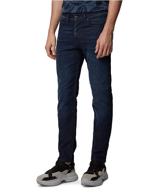 Hugo Boss BOSS Men's Taber Dark Blue Jeans