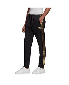 adidas Men's Originals Superstar Track Pants