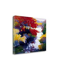 Indian Summer by Tadashi Asoma Fine Art Giclee Print on Gallery Wrap Canvas