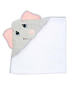 Baby Boys and Girls Hooded Towel