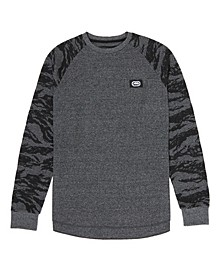 Men's Mixed Up Thermal Raglan