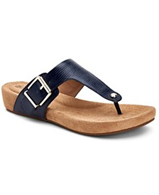 Memory Foam Rivver Sandals, Created for Macy's