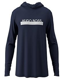 HUGO Men's Identity Hoodie Pajama Shirt