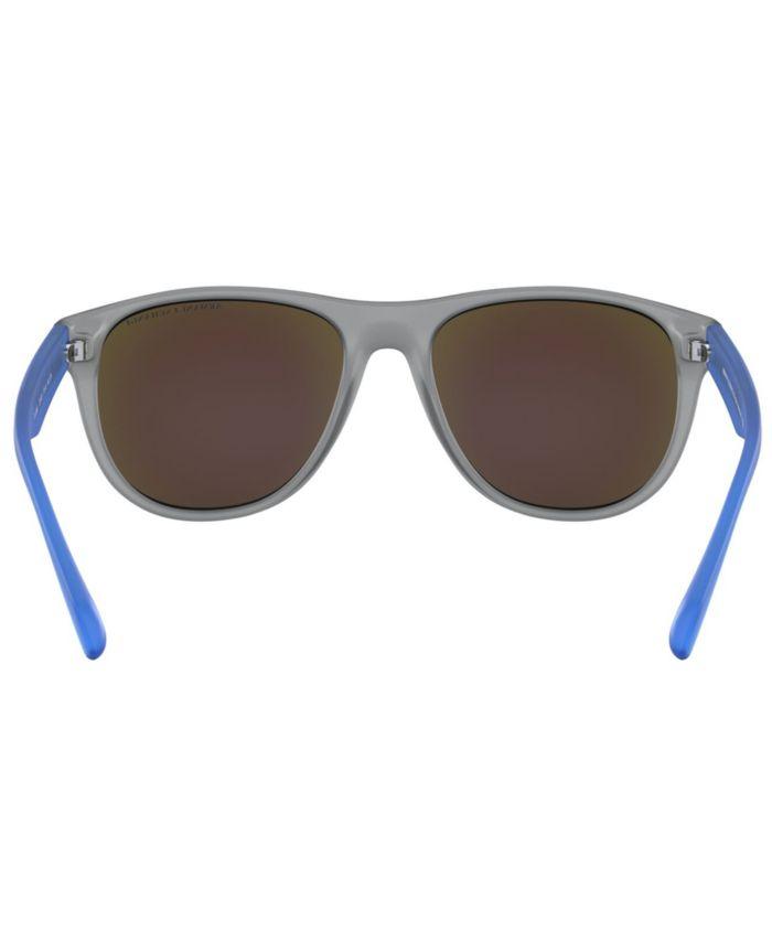 A|X Armani Exchange Armani Exchange Men's Sunglasses, AX4096S & Reviews - Sunglasses by Sunglass Hut - Men - Macy's