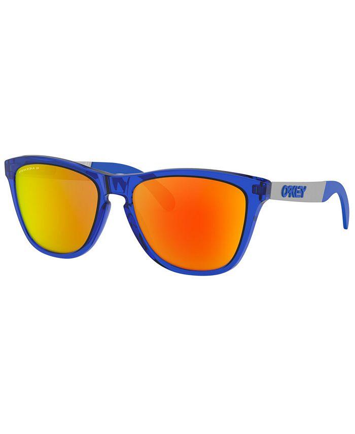 Oakley - Frogskins Mix Polarized Sunglasses, OO9428 55