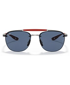 Gry Sunglasses, RB3662M 59