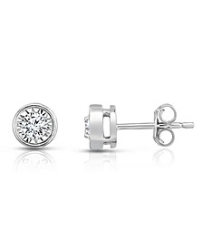 Diamond Studs (1/2 ct. t.w.) in 14K White Gold