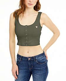 Eco Crop Tank Top