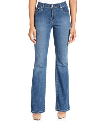 Levi&39s® 515 Bootcut Jeans Clouds Rest Wash - Jeans - Women - Macy&39s