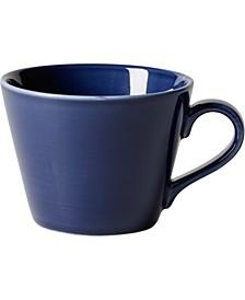 Like Organic Deep Blue Coffee Cup