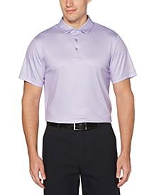 Men's Gingham Golf Polo