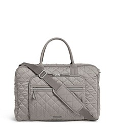 Performance Twill Iconic Lay Flat Weekender