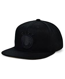 San Francisco Warriors Under The Black Snapback Cap