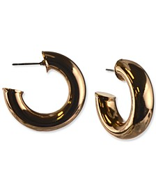 "Small Tubular Hoop Earrings, 1"", Created for Macy's"
