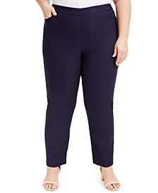 Plus Size Easy Street Pull-On Pants