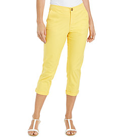 Style & Co Capri Pants, Created for Macy's