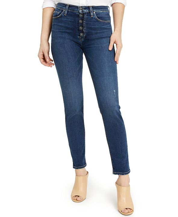 Hudson Jeans Barbara Skinny Jeans