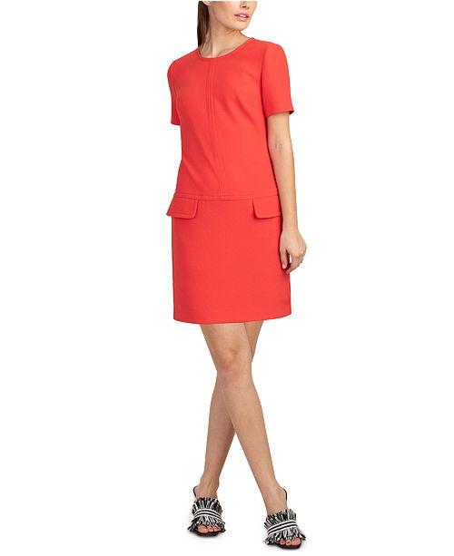Trina Turk Caicos Crewneck Dress