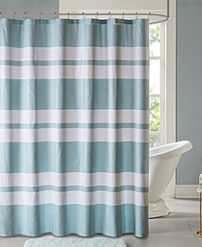 "JLA Home Ciel  72""x 72"" Shower Curtain"