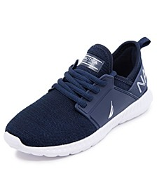 Big Boys Athletic Lace-Up Sneaker