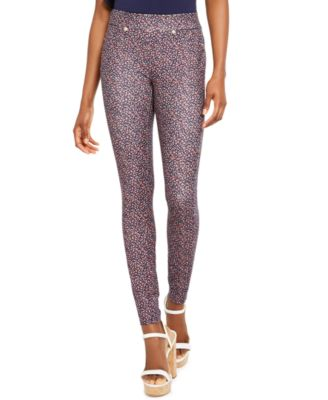 Boutique Blooms Pull-On Leggings