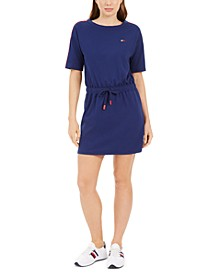 Short-Sleeve T-Shirt Dress