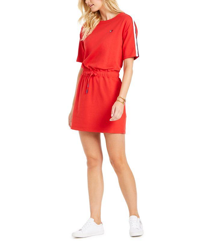 Tommy Hilfiger Short-Sleeve T-Shirt Dress